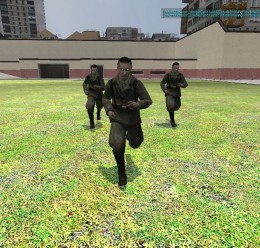Nazi Zombie SNPCS For Garry's Mod Image 2