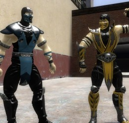 Mortal Kombat Fire and Ice For Garry's Mod Image 1