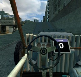 hobo_jeep.zip For Garry's Mod Image 3
