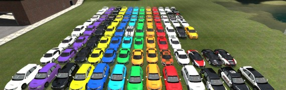Perp Skin Pack for TDM cars