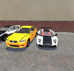 Perp Skin Pack for TDM cars For Garry's Mod Image 3