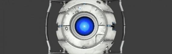 Portal 2 Wheatley Clean Skin