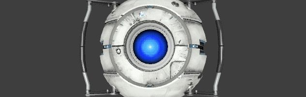 Portal 2 Wheatley Clean Skin For Garry's Mod Image 1