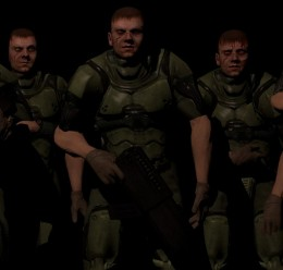 DooM Marines V2 For Garry's Mod Image 3