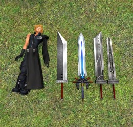 dissidia_final_fantasy_weapons For Garry's Mod Image 1