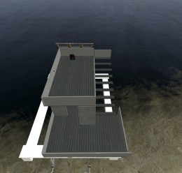 houseboat_v1.zip For Garry's Mod Image 1