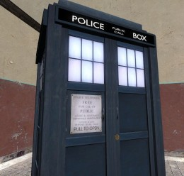 2005tardis.zip For Garry's Mod Image 2
