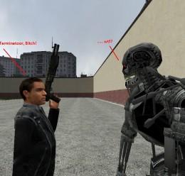 Arnold Schwarzenegger (HEXED) For Garry's Mod Image 2