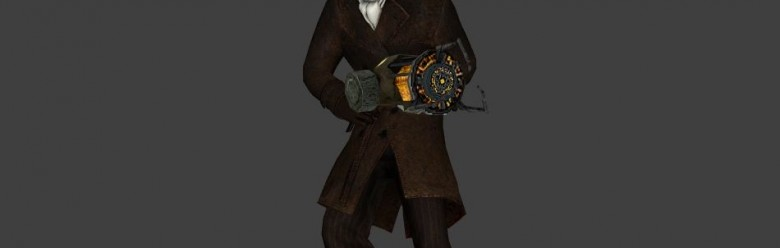 Rorschach Player For Garry's Mod Image 1