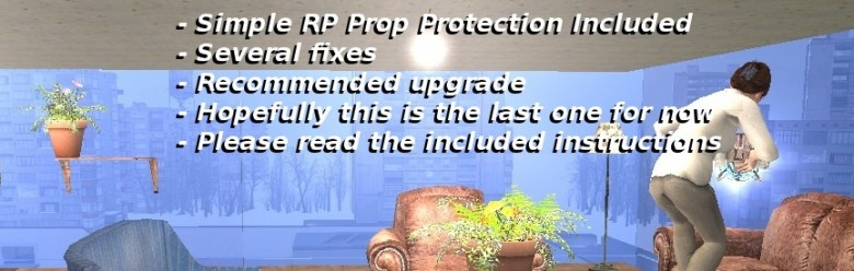 darkrp-2.2.7.zip For Garry's Mod Image 1