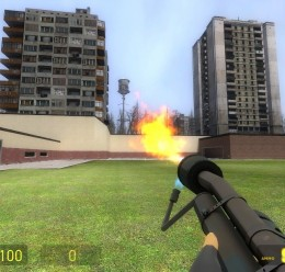 TF2 Flamethrower v1.1 For Garry's Mod Image 1