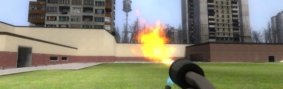 TF2 Flamethrower v1.1