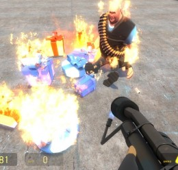 TF2 Flamethrower v1.1 For Garry's Mod Image 2
