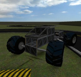 hummer_monster_truck.zip For Garry's Mod Image 2
