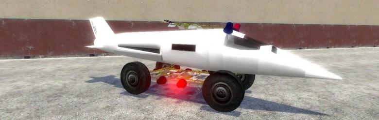 my rocket car mission.zip For Garry's Mod Image 1