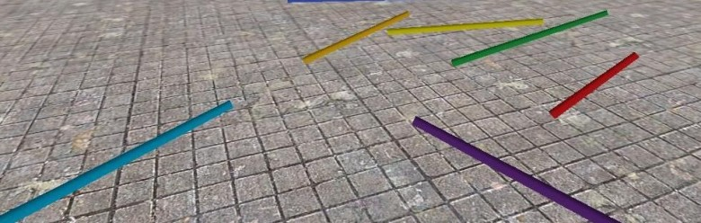 Base Colour Materials and Rope For Garry's Mod Image 1