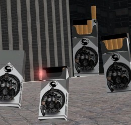 MK Smoke's Cigarettes For Garry's Mod Image 1