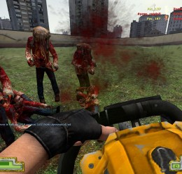 Doom3_Chainsaw.zip For Garry's Mod Image 3