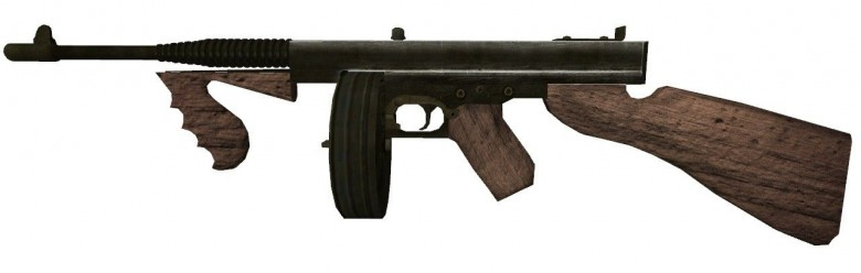 tommy_gun.zip For Garry's Mod Image 1