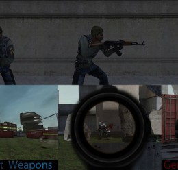 GDC Assault Weapons For Garry's Mod Image 1