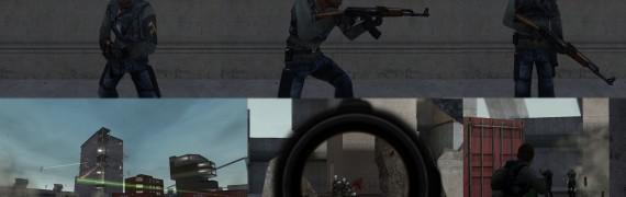 GDC Assault Weapons
