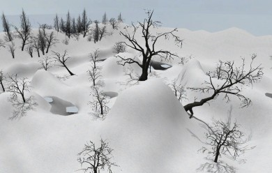 snowball_fight_v2.zip For Garry's Mod Image 1