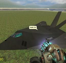 F117 Bomber Jet For Garry's Mod Image 1