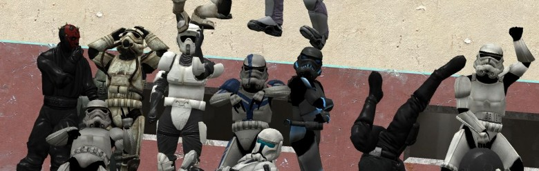 Star Wars The Force Unleashed For Garry's Mod Image 1
