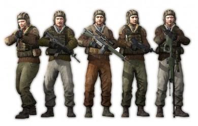 CS:GO Balkans with BMS Head For Garry's Mod Image 1