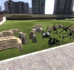 fortification_props_spawnlist. For Garry's Mod Image 1