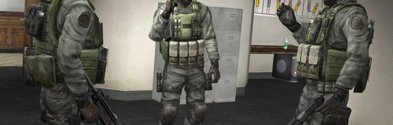 bsaa_agent.zip For Garry's Mod Image 1