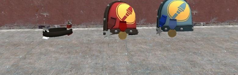 soldier_pad_hex.zip For Garry's Mod Image 1