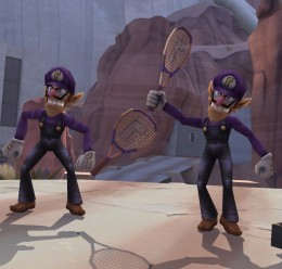 Super Smash Bros Waluigi Beta For Garry's Mod Image 3