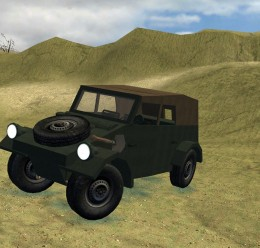 kubelwagen.zip For Garry's Mod Image 1