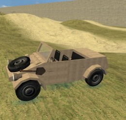 kubelwagen.zip For Garry's Mod Image 3