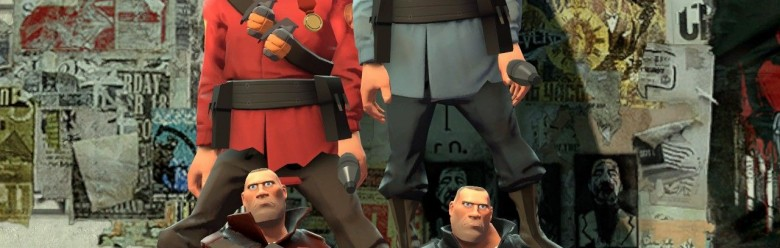 TF2 Soldier Leather Jacket For Garry's Mod Image 1