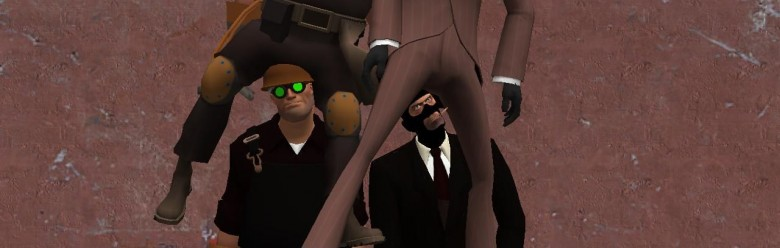 TF2 Tactical Spy & Engineer For Garry's Mod Image 1
