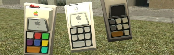 TF2 Apple PDA