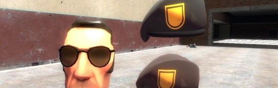 TF2 Sniper Anti-Ambush Mask