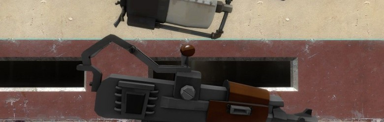 Autokiller Machine Gun For Garry's Mod Image 1