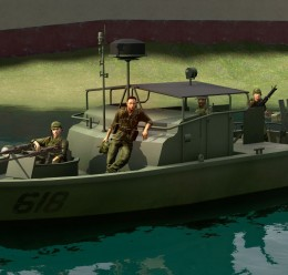 UH-1D and Patrol Boat, River For Garry's Mod Image 3