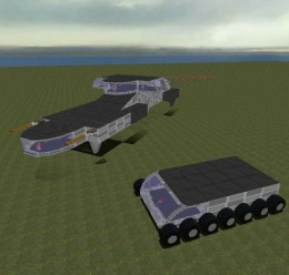 dtunited_spaceship_with_spacec For Garry's Mod Image 1