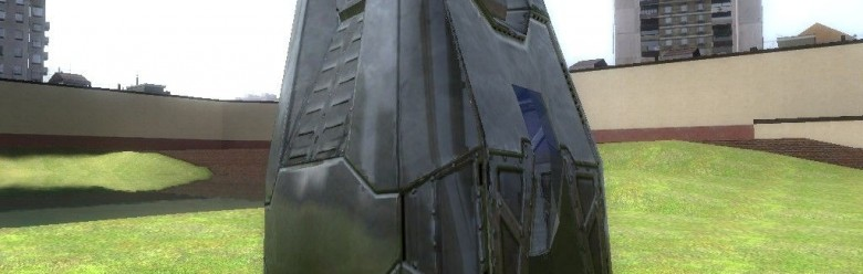 ODST Drop Pod V1 For Garry's Mod Image 1