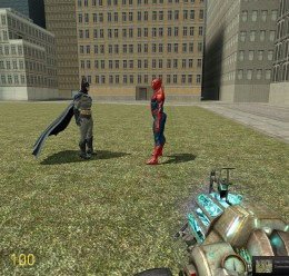 Spider-Man And Symbiote Spider For Garry's Mod Image 3