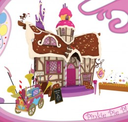 Pinkie Pie Playset For Garry's Mod Image 1