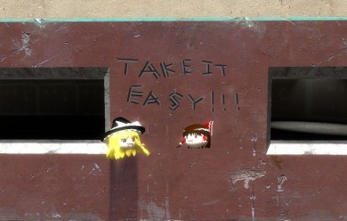 TAKE IT EASY! with bonus For Garry's Mod Image 1