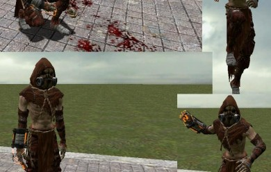 Scarecrow Player and NPC For Garry's Mod Image 2