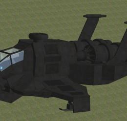 Derka's BSG Raptor VERSION 2 For Garry's Mod Image 1