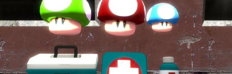 tf2_super_mushroom_medkit_hexe For Garry's Mod Image 1