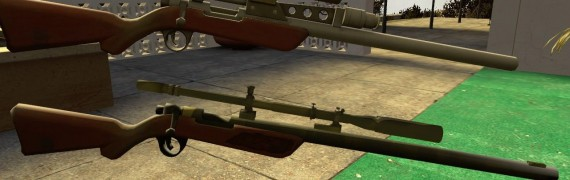 TF2 Viet-NAM Sniper Rifle